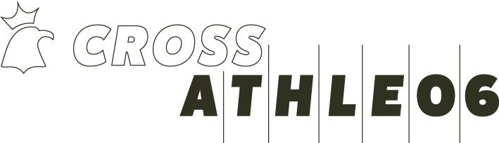 LOGO ATHLE06 CROSS