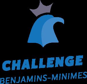 LOGO CHALLENGE BENJAMINS MINIMES ATHLE06 PNG