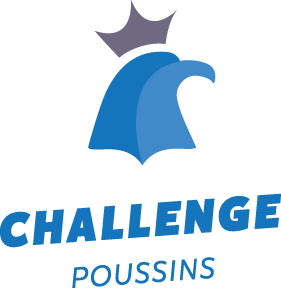 LOGO CHALLENGE POUSSINS ATHLE06 PNG